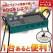 バーベキューコンロ 4〜6人用鉄板・網焼き2WAYタイプ【キャプテンスタッグ】CAPTAIN STAG M-6380