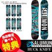 16-17 SALOMON HUCK KNIFE [148/152/155/155Wide/158/158Wide] ハックナイフ サロモン
