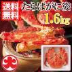 お歳暮 マルダイ水産 ボイル冷凍たらばがに姿1.6kg MT16 かに 蟹 カニ 海鮮ギフト