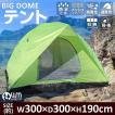 テント 6人用 キャンプ キャンピングテント ツーリングテント ドーム型テント 防水