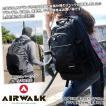 AIRWALK 高機能本格リュック おしゃれ リュックサック レディース 女性 メンズ 男性 高校生 通勤用 通学用
