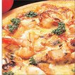 ★シーフードデラックスピザ★海の幸の旨味がもっともっとギュ〜と詰まったピザ!