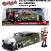 BOMBSHELLS 1:24 DC COMICS 1951 MECURY & HARLEY QUINN ミニカー