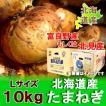 北海道 玉ねぎ 10kg 送料無料 玉葱(たまねぎ) 北海道産 Lサイズ 10kg 価格 2580 円 北海道の玉ねぎを送料無料