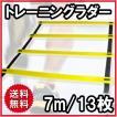 トレーニングラダー アジリティラダー 7メートル プレート13枚