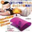 コアスリマー(インナーマッスルを鍛えるコア腹筋クッション/寝転ぶだけ/腹筋ダイエット)