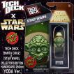 TECH DECK「サンタクルーズ」x「スターウォーズ」ハンドボード『ヨーダVer.』(フィンガーボード/指スケ/SANTA CRUZ/STAR WARS/テックデッキ)