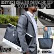 DEVICE Shadeスクエアジップトート「DTG」(デバイス,メンズ,トートバッグ,バッグ,カバン,鞄,ファッション,カジュアル,ショルダー,ZIP,収納,レザー調 )
