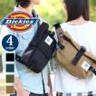 Dickies ディッキーズ ボディバッグ 17719300 di-070 ワンショルダー ボディーバッグ レディース メンズ