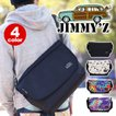JIMMY'Z ジミーズ ショルダーバッグ メッセンジャー メッセンジャーバッグ 斜め掛け 斜め掛けバッグ メンズ レディース JZA-401 jimmyz-004