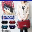 OUTDOOR PRODUCTS アウトドア メッセンジャーバッグ 人気のネオシャイニング PUレザー メンズ ショルダー 2Way レディース アウトドアプロダクツ