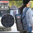 VISION ビジョン リュックサック リュック STREET WEAR ストリートウエア デイパック バックパック スクエア VSN-501 vision-058 売りつくし特価