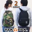 YAKPAK ヤックパック リュックサック リュック デイパック メンズ レディース ユニセックス 通勤 通学 YP2023 yakpak2-011