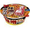 エースコック 厚切太麺 こってり味噌だれ油そば×12色(1ケース)