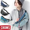 チャムス ボディバッグ ナイロン CHUMS Fanny Pack Sweat Nylon CH60-0685