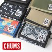 CHUMS チャムス リサイクルスモールウォレット 財布 ウォレット Recycle Small Wallet CH60-3142 カード バッグ ポケット 財布