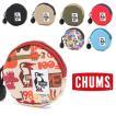 CHUMS チャムス リサイクルラウンドコインケース CH60-3145 コインケース 小銭入れ キャンプ アウトドア