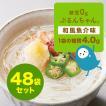 糖質0gぷるんちゃん麺 和風魚介味48袋 賞味期限22.6.2以降 やさしい和風スープ入りの定番低糖質麺