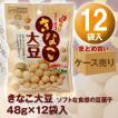 きなこ大豆 48g×12袋入 ケース売り 豆菓子 スナック