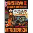 クリームソーダ写真集 3 MOTOR-LUCIFER  ROCKABILLY ROCKERS III VINTAGE CREAM SODA