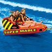 トーイングチューブ 3人乗り SPORTSSTUFF スポーツスタッフ SUPER MABLE スーパーマーブル 正規品