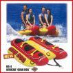 バナナボート  4人乗り AIRHEAD QUAD DOG ニューモデル トーイングチューブ 正規品