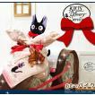 [6/26(土)到着可] おむつケーキ おむつバイク 出産祝い 魔女の宅急便 ジジ 名入れ 男女兼用 キャラクター
