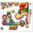 ☆ネコポス・ゆうメールOK【新品】3DS マリオ&ルイージRPG3 DX