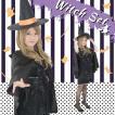 魔女セット Ladies コスプレ 衣装 ハロウィン レディース