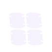 車 ドアノブ 傷防止 カー用品 カー ドア ノブ 傷 指紋 防止 爪 ひっかき傷 シール 透明 4枚セット