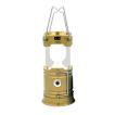 サバイバル ソーラー 充電 LED キャンピングランタン 2WAY 自動車整備 キャンプ レジャー アウトドア