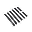 ドア エッジガード プロテクター 保護 傷 防止 凹み 車 汎用 傷防止クッションカバー 外装