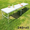 折り畳み式アウトドアテーブル テーブル レジャーテーブル ピクニックテーブル アウトドアテーブル 軽量
