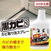 レック 激落ち 黒カビくん 浴室用 強力 カビとり 漂白 泡スプレー 付け替え用ボトル 400ml