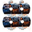 【韓流DVD】d.o.b : Dance or Band【 FNCのサバイバル放送 SF9の誕生 】(EP01~08 完) 4枚セント日本語字幕★CNBLUE/ FTISLAND/ AOA 出演