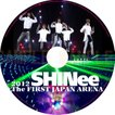 【韓流DVD】SHINee シャイニー【2012 SHINEE THE FIRST JAPAN ARENA】CONCERT ★K-POP