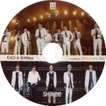 【韓流DVD】EXO SHINEE【2015 SHINEE & EXO a-nation stadium festival】★K-POP