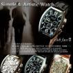 腕時計 メンズ 革 腕時計 メンズ腕時計 クラブフェイス CF-1047