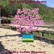 コーヒー豆 送料無料 ルワンダ 250g まとめ割 スカイヒル コプロカCWS シティロースト 珈琲豆