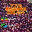 コーヒー豆 お試しセット アフリカ 個性派 珈琲豆 2種x100g 送料無料 初回限定