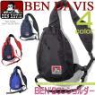 BEN DAVIS リュック ベンデイビス ワンショルダーバッグ 肩掛けタイプのカジュアルなショルダーバッグ 男女兼用 BEN-729