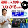 wifi レンタル 国内 ほぼ無制限 7日 ソフトバンク e53...