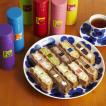 ワッフルケーキ&季節の紅茶セット(ショコラ)