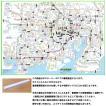 「都市部路線図-1」 (関東、首都圏) 東京駅周辺のJR、私鉄、地下鉄全駅をふりがな付きで掲載/ビジネス、旅行に