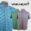 ビバハート メンズ/半袖ポロシャツ(M)(L)(LL) ゴルフウェア VIVA HEART 011-25242