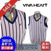 ビバハート メンズ ベスト ゴルフウェア VIVA HEART 011-46872-05