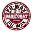 FU WAXフーワックス SURF WAX サーフワックス『BASE』オールシーズン(下塗り専用)