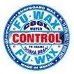 FU WAXフーワックス SURF WAX サーフワックス『COOL』春、秋 (水温 14〜18℃)