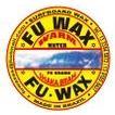 FU WAXフーワックス SURF WAX サーフワックス『WARM』夏 (水温 18〜21℃)