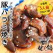 国産豚ハラミ焼き450g(150g×3袋)タレ漬け・冷凍 ホルモン